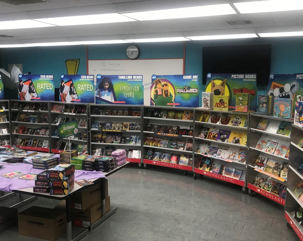 A Glimpse at the Book Fair